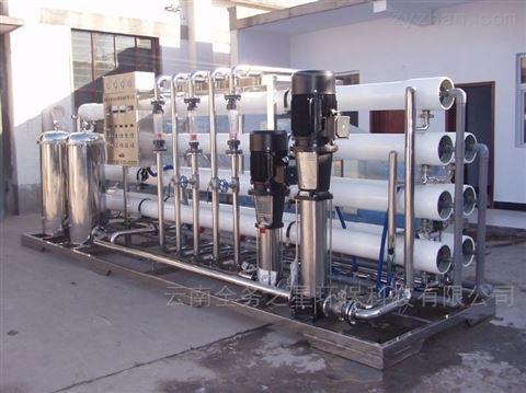 云南纯净水设备纯化水处理设备