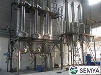多效降膜蒸發器_降膜濃縮蒸發器_三效降膜蒸發器