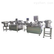 SGNJ型外用凝膠灌裝生產線