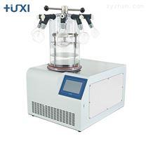 上海沪析HXLG-10-50DG台式压盖多歧管冷冻干燥机
