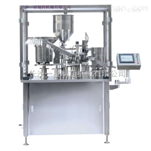 YZC液体预灌装机