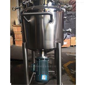 卫生级罐底乳化机