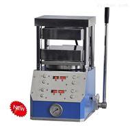 PC-600DG型500度手动热压压片机