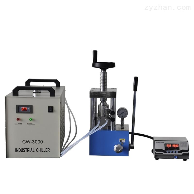 300℃单层平板热压机薄膜制样机