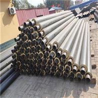 DN300/325钢套钢地埋架空蒸汽保温管道