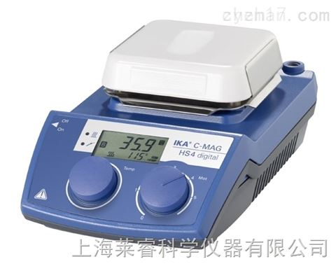 IKA C-MAG HS4磁力搅拌器