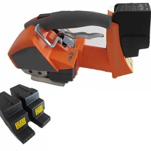 台山塑钢带打包机属于可充电款PET带捆绑机