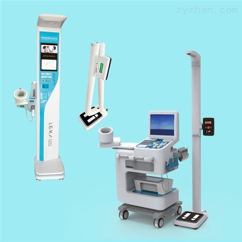 健康小屋自助智能体检一体机