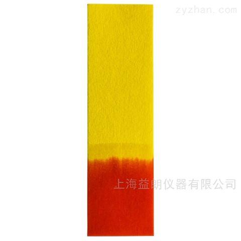 定性pH试纸亮黄纸