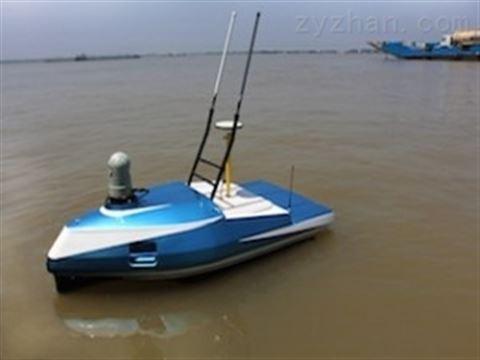 水域地形测绘无人船