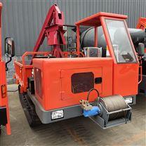 山区履带运输车 6吨工程履带式翻斗车