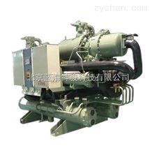 污水源热泵机组原理