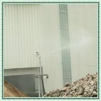 新型空氣治理噴淋系統