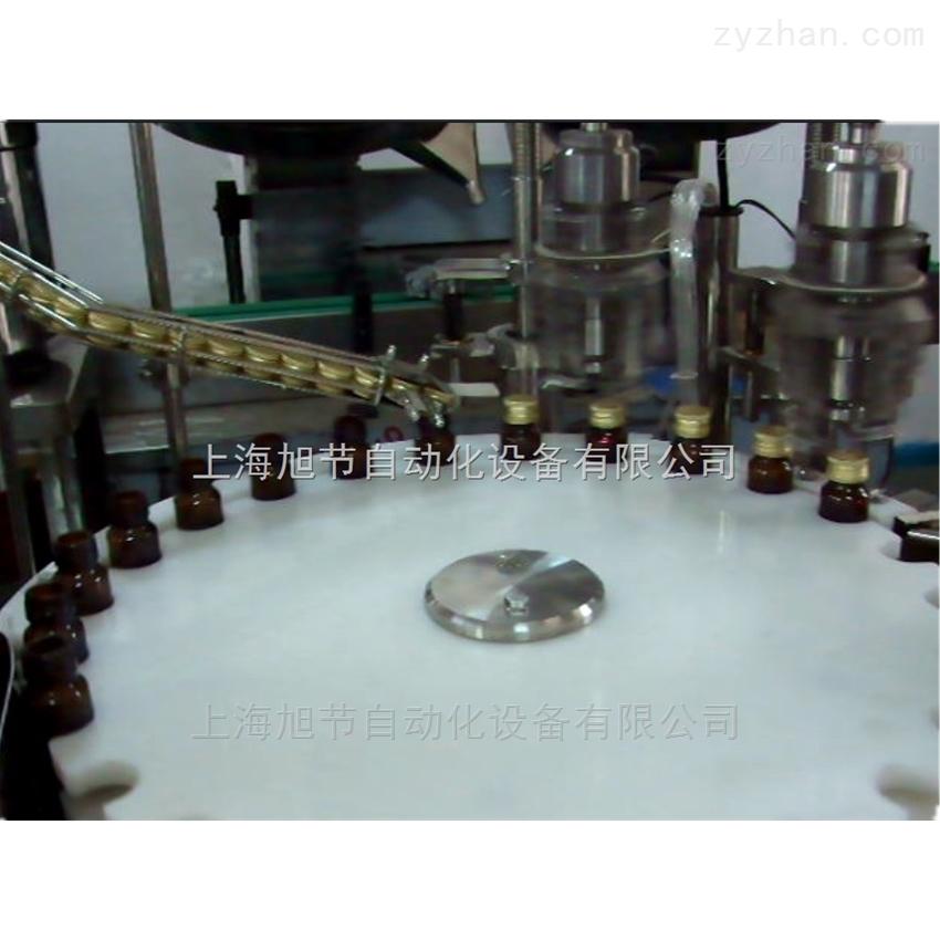 供应液体灌装加塞扎盖一体机