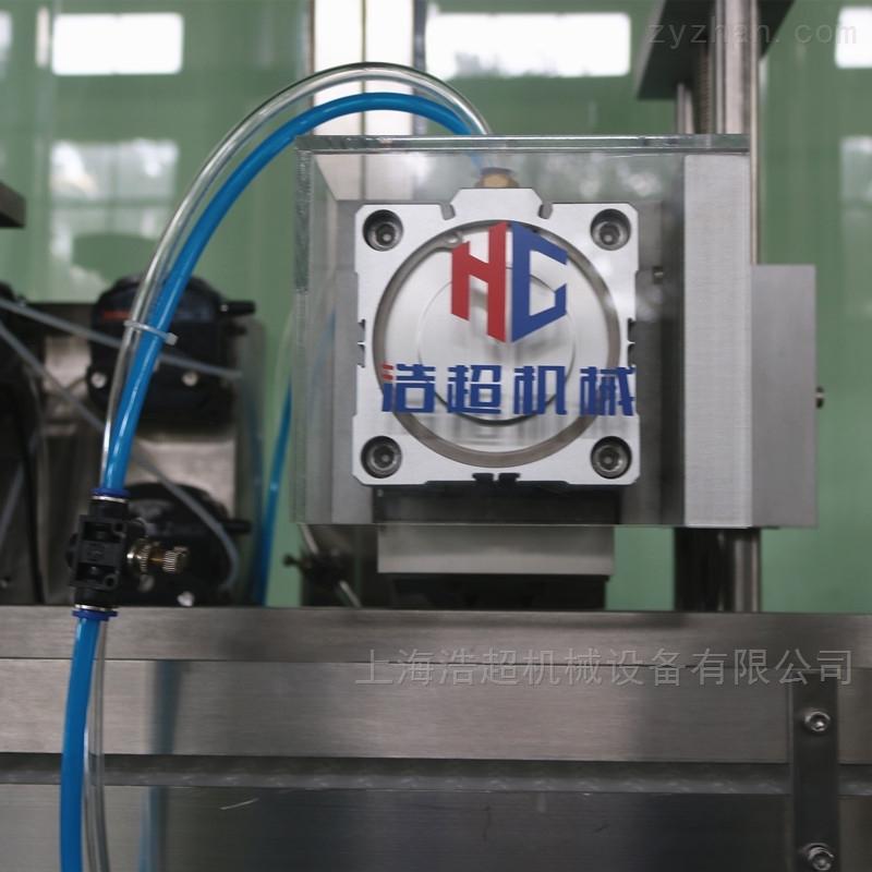 2021全自动一次性药水灌装机