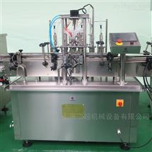 HCPGX-60全自动酒精气雾剂灌装机