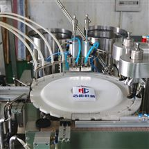 HCJX30-50西林瓶半加塞灌装机,品质可靠