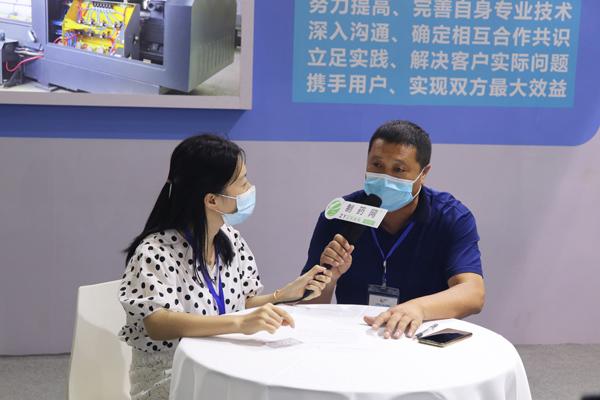 普源机械副总经理杨信友:描绘未来发展蓝图,力争进一步拓宽高端领域