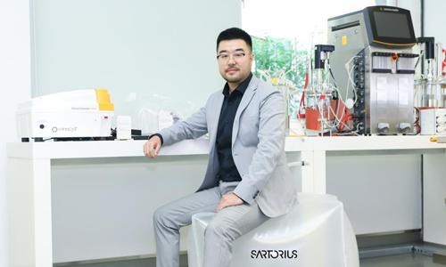 起底疫苗生物工藝鏈條︰第一財經專訪賽多利斯劉毅