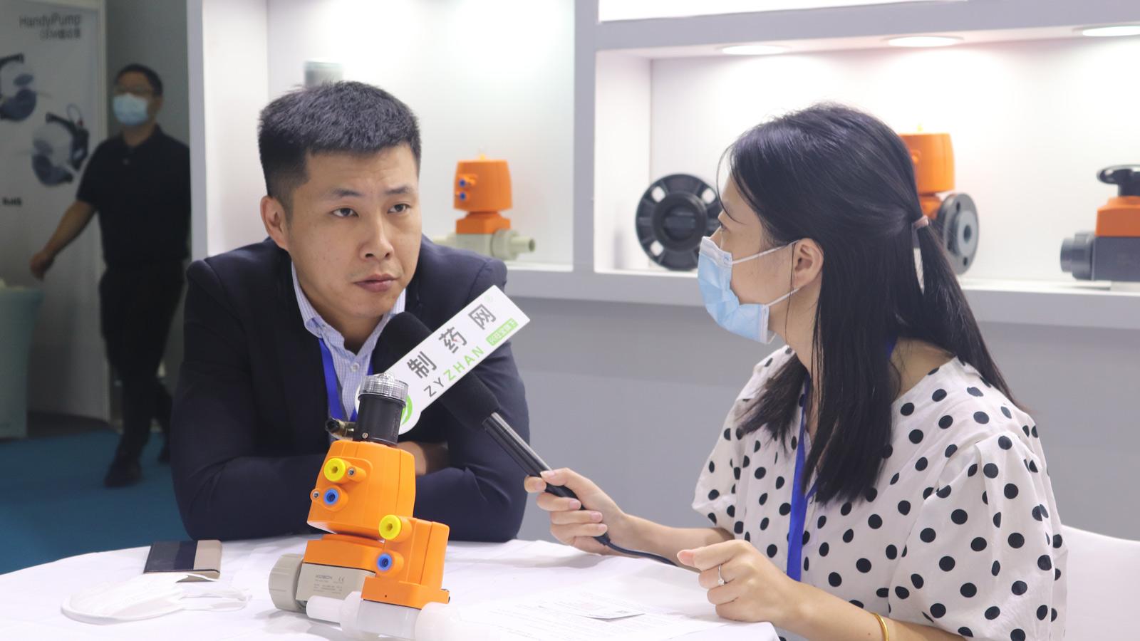 專訪科訊工業制造(深圳)有限公司銷售總監管世俊
