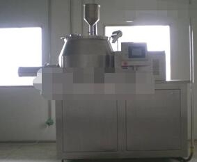 快速高效濕法混合製粒機