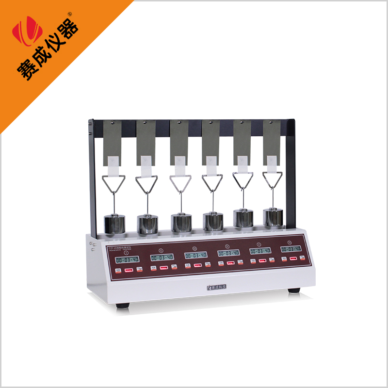 <strong>压敏胶持粘力测试仪 高品质胶带粘性测定仪</strong>CZY-6S